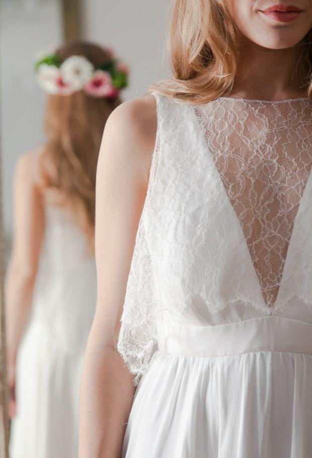 By N Paris, robes de mariée