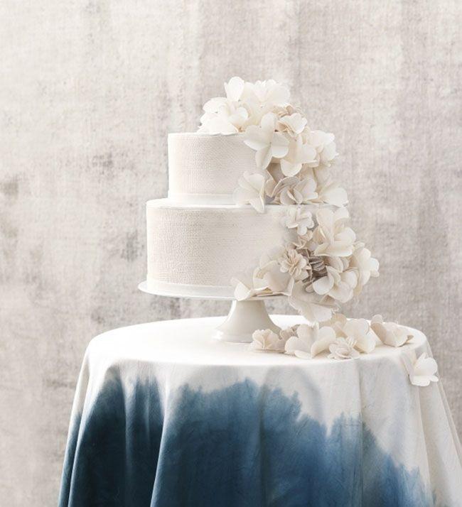 Canvas Wedding Inspiration From Martha Stewart Weddings
