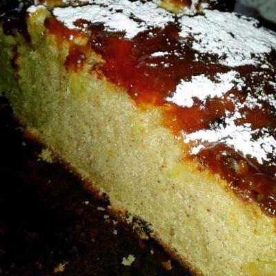 Μηλόπιτα κέικ με σταφίδες !! Για το καφεδάκι μας ωραιότατο !!