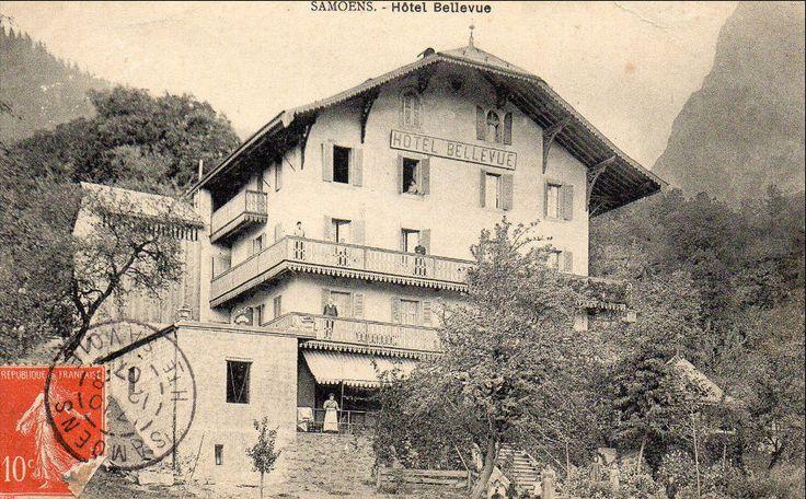 Samoëns : Hotel Bellevue