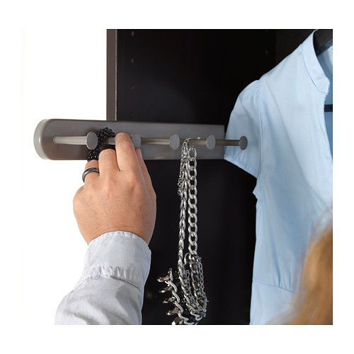 KOMPLEMENT Pull-out multi-use hanger IKEA 10-year Limited Warranty. Read about the terms in the Limited Warranty brochure.