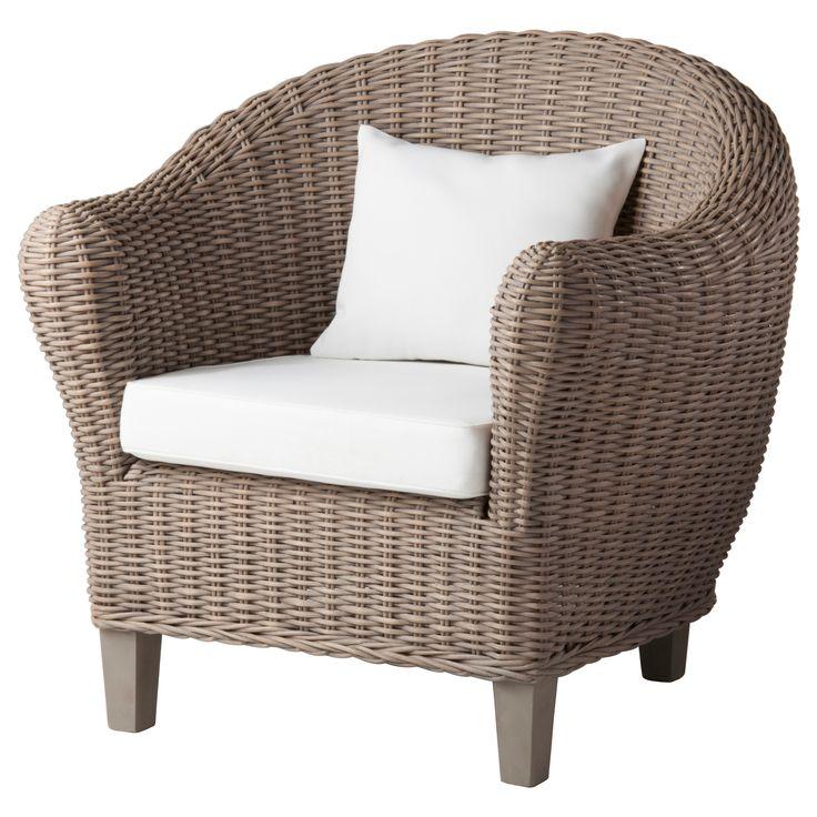 HARADS Polstersessel - grau - IKEA