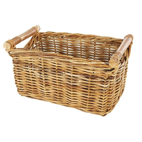 2-Pot Jardiniere, Shelf Basket