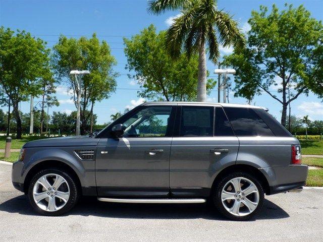 2011 Land Rover Range Rover Sport #landroverpalmbeach #landrover #rangerover