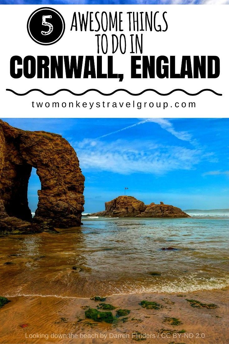 5 Awesome Things to Do in Cornwall, England                                                                                                                                                     More