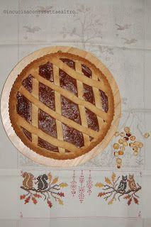 In Cucina con Susetta e altro...: CROSTATA ALLA NUTELLA  La torta perfetta per inizi...