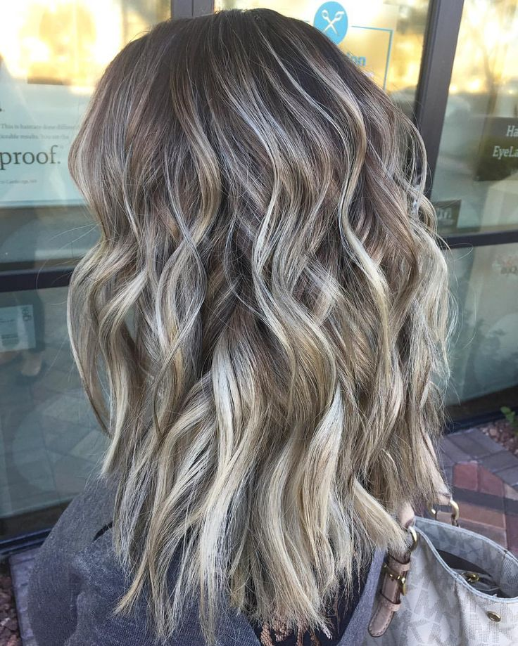 Reverse Balayage on the most beautiful head of hair!