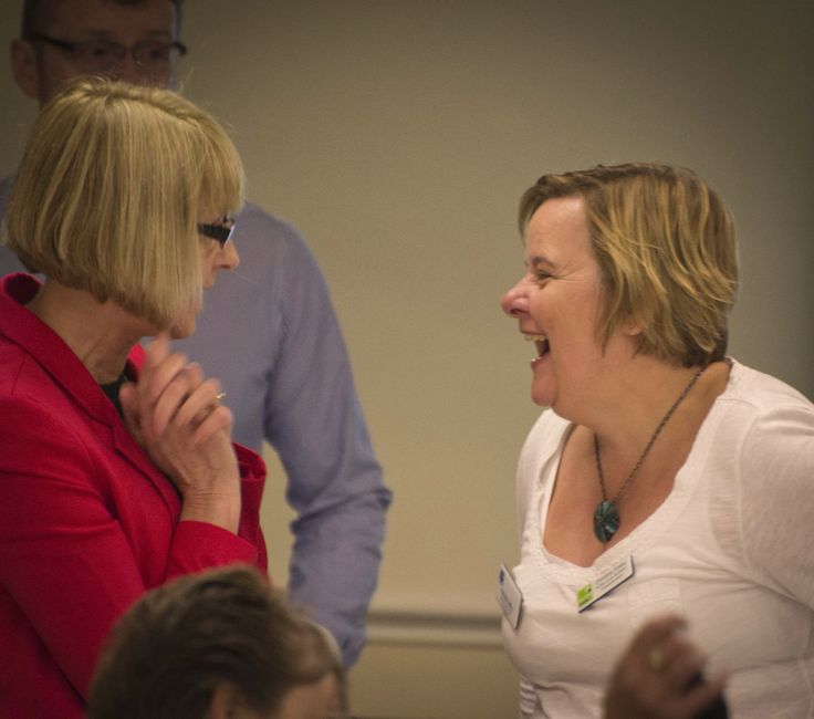 Love this one with Christine!  York 2012