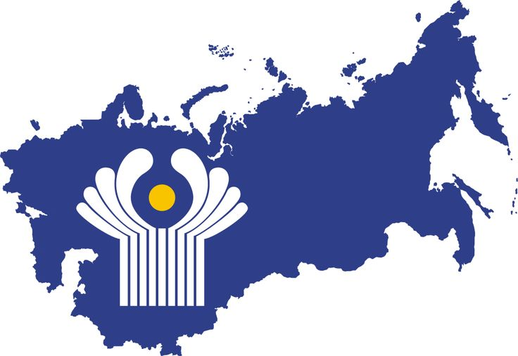 Flag-map of the Commonwealth of Independent States (1991-2009).svg