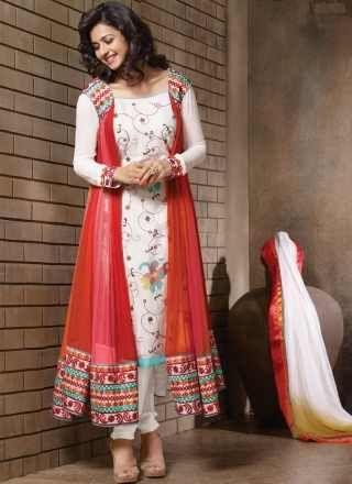 Traditional Indian New Style of Salwar Kameez 1002 http://www.angelnx.com/Salwar-Kameez/Pakistani-Suits