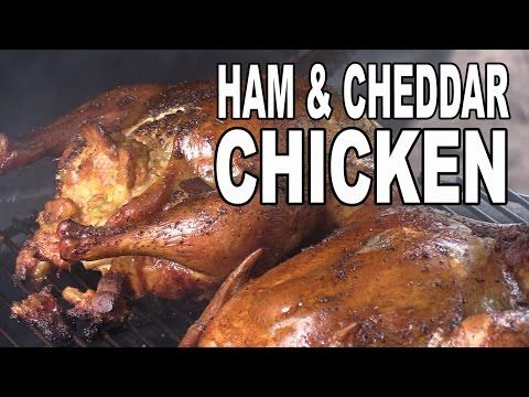 Ham & Cheddar Chicken - Welcome to BBQ Pit Boys