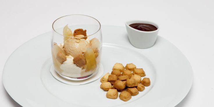 Poire Belle Hélène Recipe - Great British Chefs