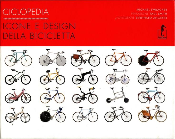 ciclopedia - icone e design della bicicletta €25