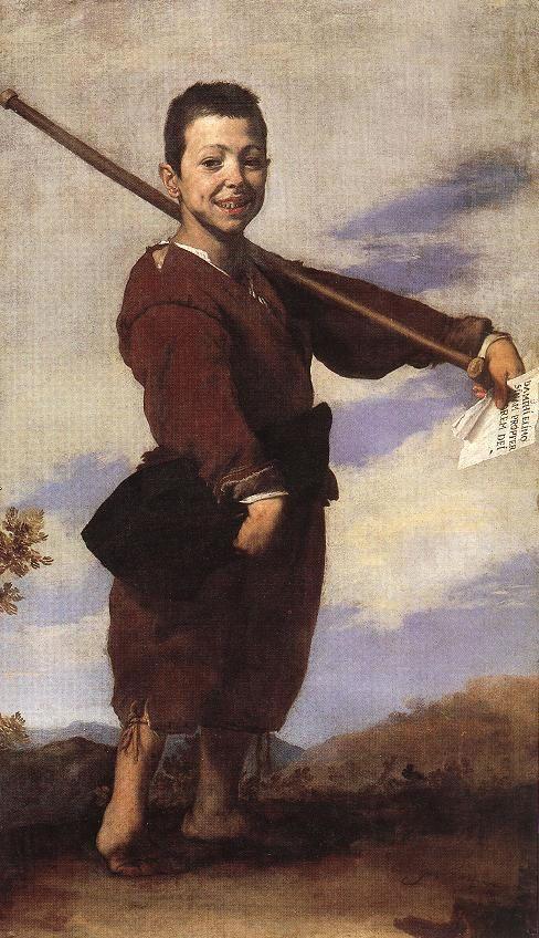 El Patizambo, de José de Ribera