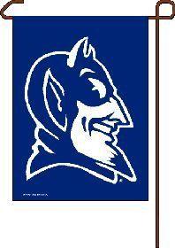 """Duke Blue Devils 11""""x15"""" Garden Flag"""
