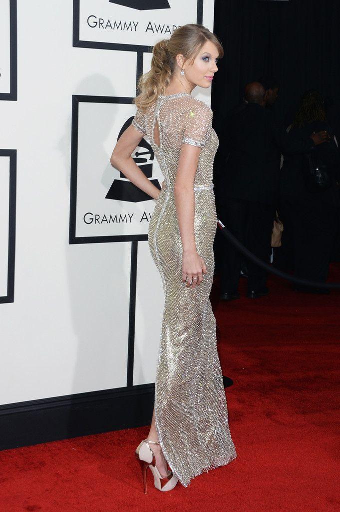 Taylor Swift Photos - Arrivals at the Grammy Awards — Part 3 - Zimbio