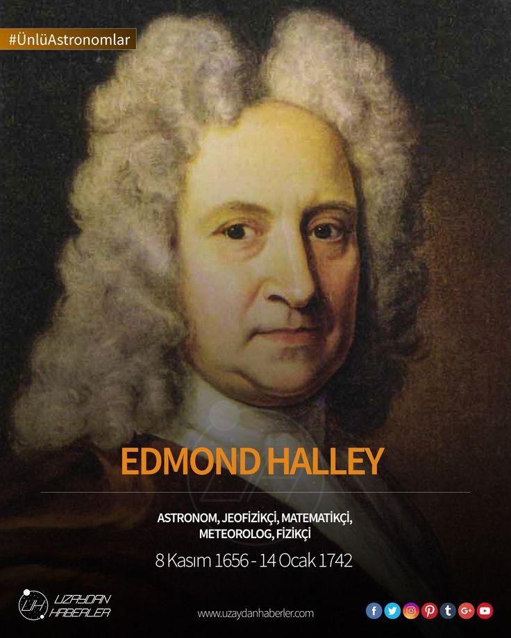 Edmond Halley ile ilgili açklama için görsele tıklayınız.