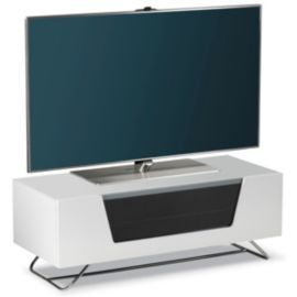 Buy Alphason Chromium White TV Stand for up to 50 inch TVs from our TV Stands range - Tesco
