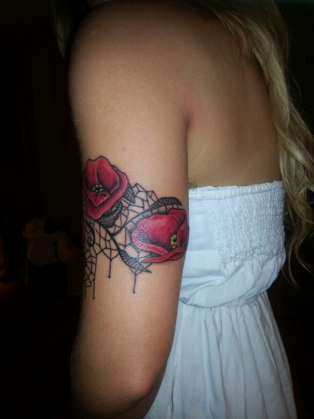 62 best images about lace bow tattoos on pinterest bow for Lace bow tattoo