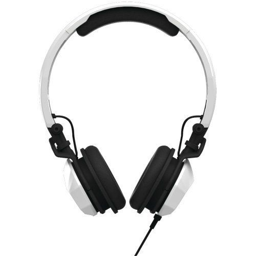 1 - F.R.E.Q. M Mobile Stereo Headset (White), Precision-balanced, extra-large 50mm speakers for deep bass & crisp highs, Tough, yet lightweight metal components enhance strength & reliability for extended comfort, MCB434040001/02/1