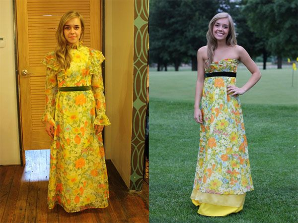 Best 25+ Upcycled Prom Dress Ideas On Pinterest