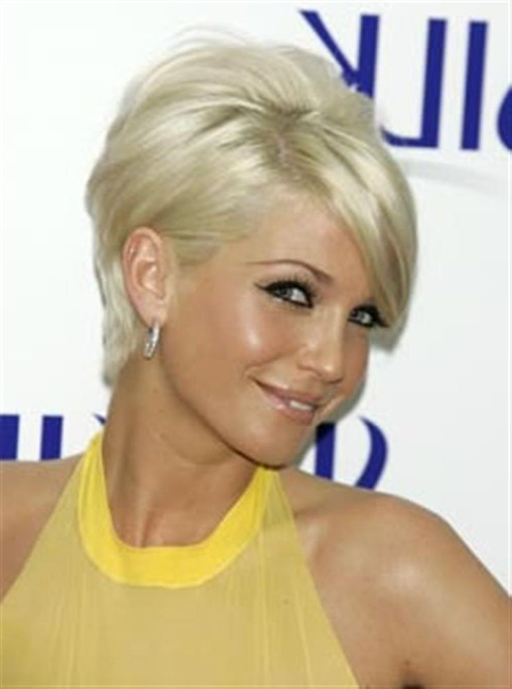 Women's short hair: this level 9 could be done by using my razor and shears. I'd rebook both for 4-6 weeks. Finishing look could be done by round brushing. Products: blonde flame, diamond oil, rootlift, pure force.