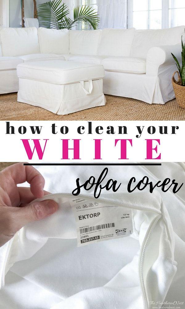 White Sofa With Kids Yep How To Clean An Ikea Ektorp Sofa