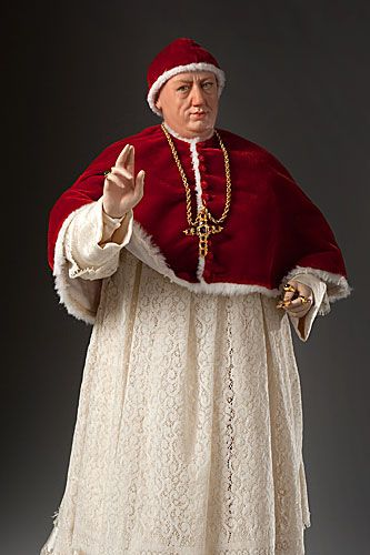 Pope Leo X A product of the Medici clan, he entered the clergy as a boy and was elevated to the papacy as a young man. His lifestyle was more secular than spiritual and his use of indulgences brought about a revolution within Christianity. The perfect foil for Martin Luther, his reign was consumed by the Reformation.