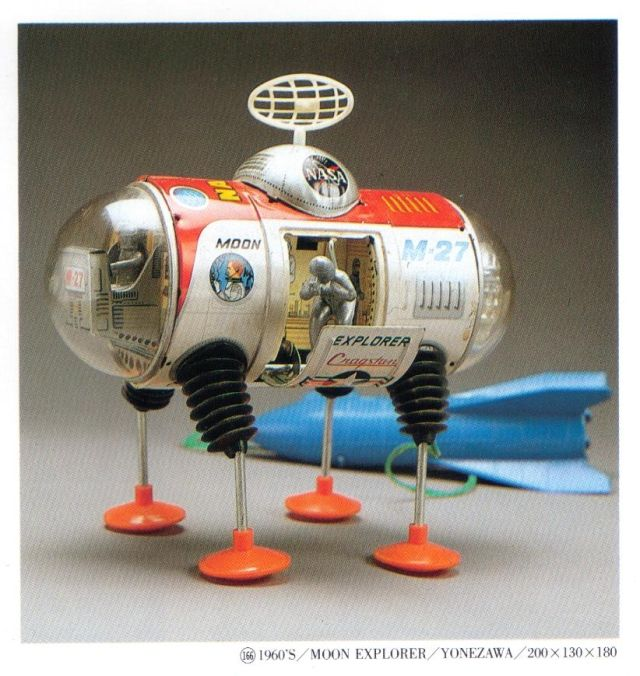 Vintage Space Toys : Images about vintage tin toys on pinterest space