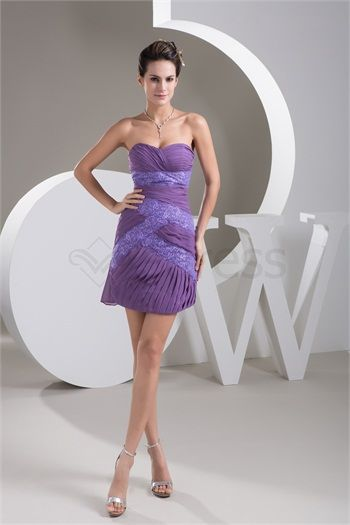 Robe de cocktail Col en cœur mini/court Colonne/Gaine en Mousseline de soie http://fr.SzWedress.com/Robe-de-cocktail-Col-en-cœur-mini-court-Colonne-Gaine-en-Mousseline-de-soie-p21579.html