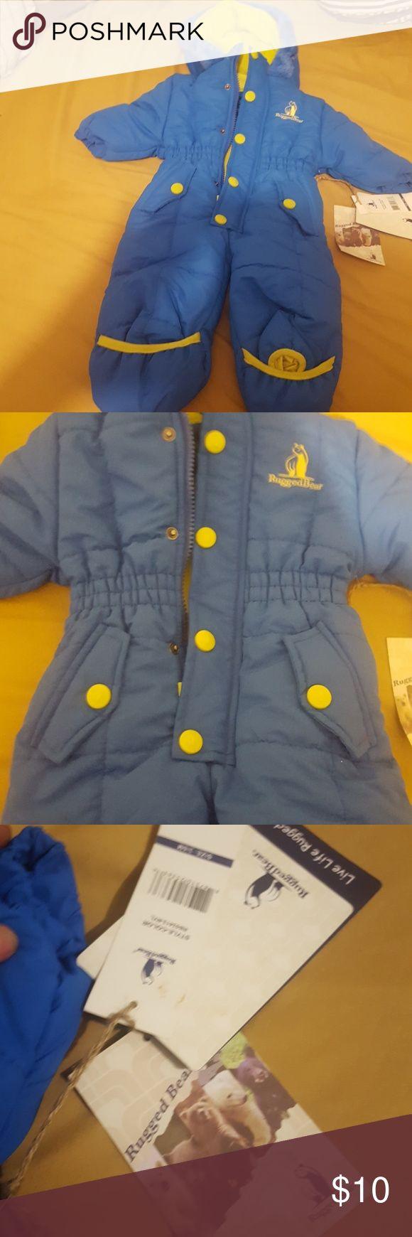Rugged Bear 3/6 Month Boys Winter Coat - NEW!!! BRAND SPANKING NEW rugged bear Jackets & Coats Puffers