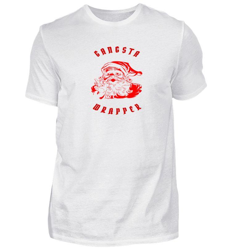 gangsta wrapper weihnachten  tshirt shirts anziehsachen