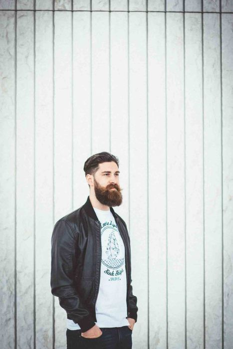 tommy cairns photographed jamie davis from london uk as part of beardbrand. Black Bedroom Furniture Sets. Home Design Ideas