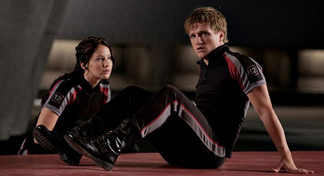 The Hunger Games, Katniss and Peeta: Boxes Offices, Josh Hutcherson, The Hunger Games, Book, Peeta Mellark, Movie, The Games, Katniss Everdeen, Jennifer Lawrence