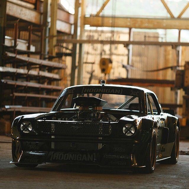 Hoonigan Mustang Ps