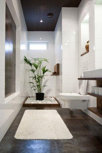 Tunnelmallinen kylpyhuone, lisää ideoita www.lammi-kivitalot.fi