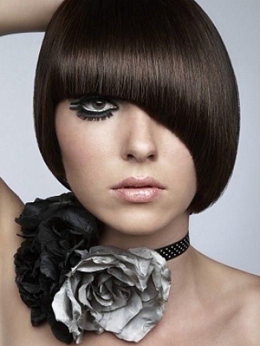 Elegant Black Bob Hairstyles 2013