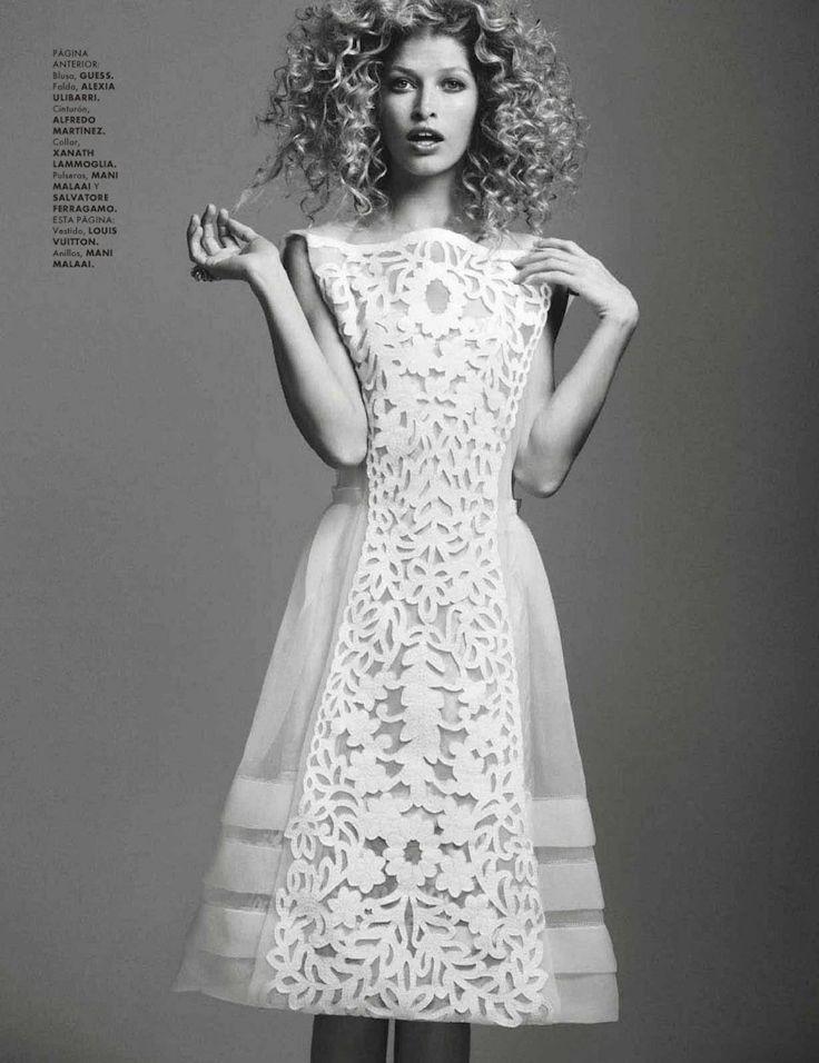 HEIDE | Heide Lindgren | Santiago Ruisenor #photography | Elle Mexico June 2012