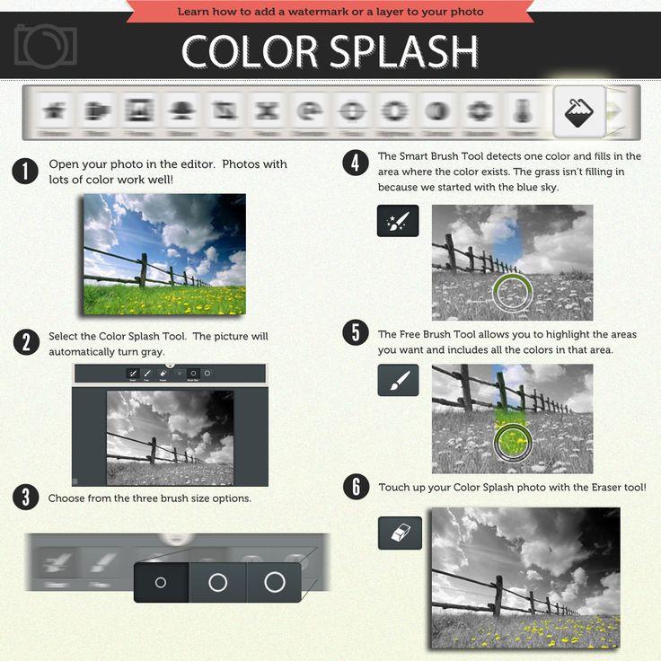 Using Color Splash by Photobucket_Tutorials | Photobucket