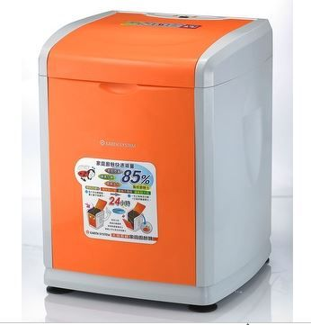 Kitchen waste management systems Can reduce kitchen trash by 85% and, along with recycling, can cut down the pollution of the environment. http://www.taiwantrade.com.tw/EP/earthsystem/products-detail/en_US/710742/Food_Waste_management