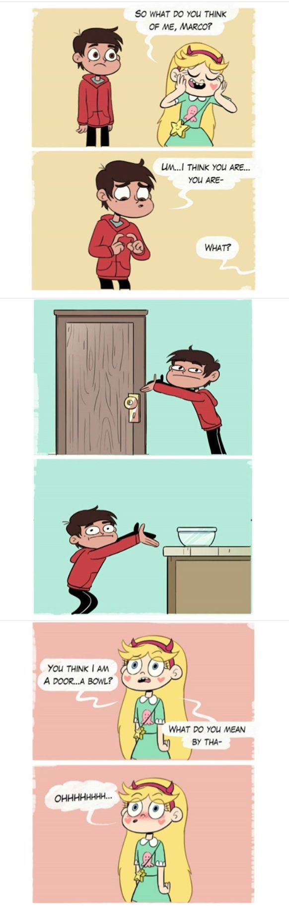 YESSS PLEASE STARCO IS LIFE Credit to Moringmark   |Star vs the Forces of Evil|