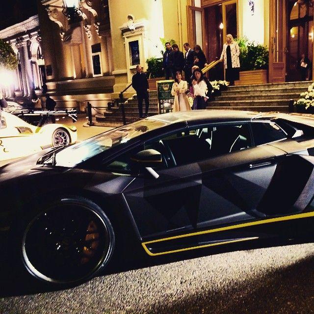 #Casino #GTAV #ZENTORNO EN VIDA REAL  from #Montecarlo #Monaco