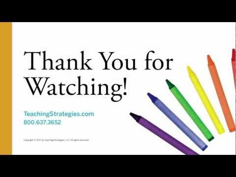 Checkpoint By Multiple Children in Teaching Strategies GOLD - YouTube