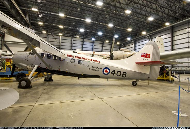 De Havilland Canada Cc-123 Otter  Dhc-3  - Canada