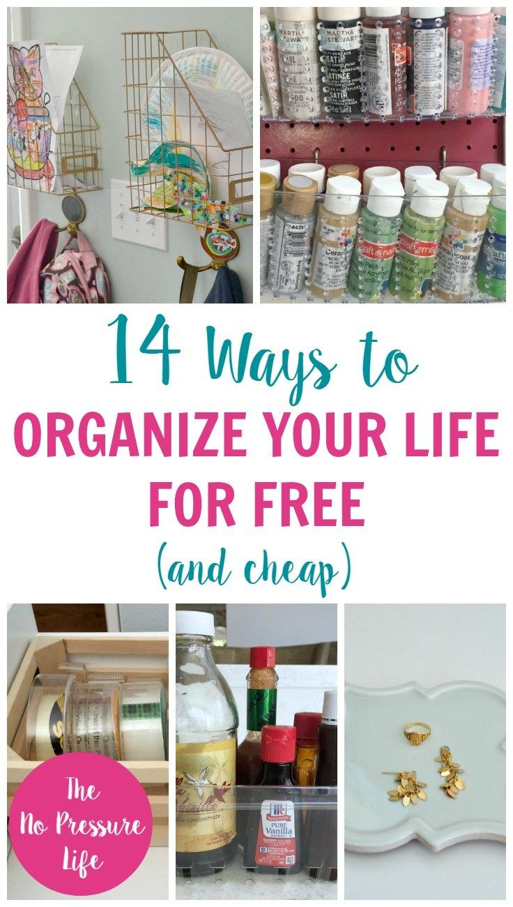 how to clean and organize your home