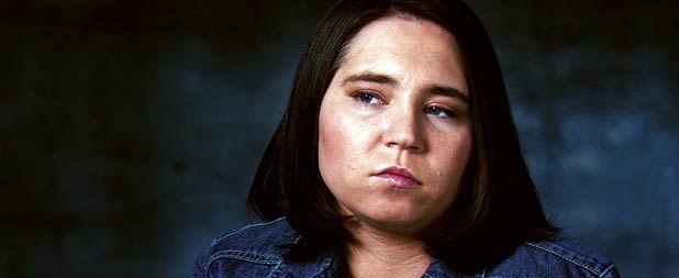 Lynndie England in Errol Morris' documentary Standard Operating Procedure