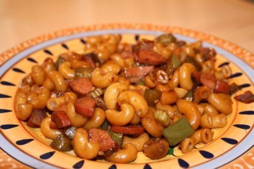 Macaroni chinois la saucisse de nicolav macaroni - Cuisiner des saucisses ...