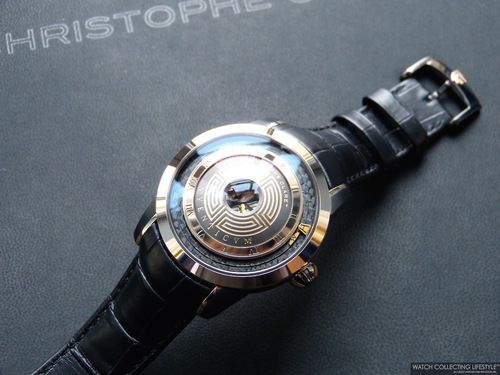 WATCH COLLECTING LIFESTYLE: Insider: Christophe Claret Aventicum. The Watch...
