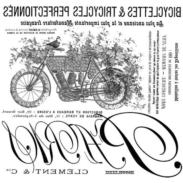 GRAPHIC-PARIS- FLORAL AD- BIKE- FREE DOWNLOAD- CLICK- VIEW- SAVE AS!
