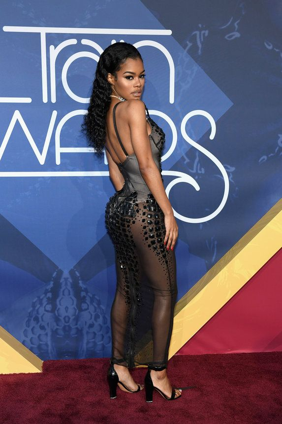 Teyana Taylor  - The Must-See Looks From the 2016 Soul Train Music Awards Red Carpet